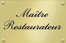 Logo maître restaurateur